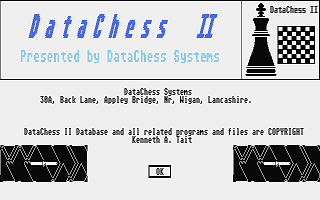 DataChess II
